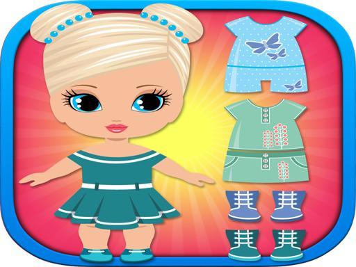 Jogo Baby Dress Up