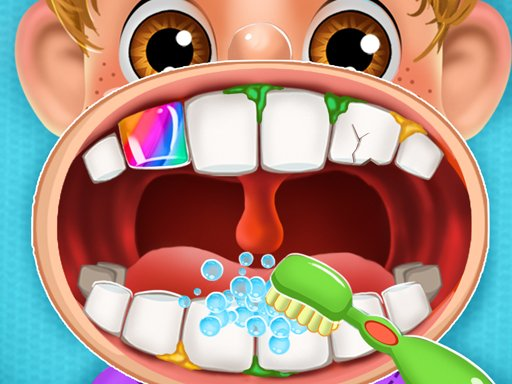 Jogo Kids Dentist : Doctor Simulator