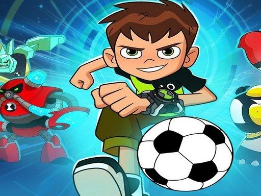 Jogo Ben 10 Soccer Penalties