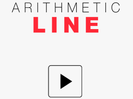Jogo Arithmetic Line Fun