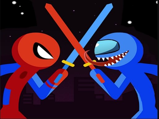 Jogo Stickman Heroes Fight