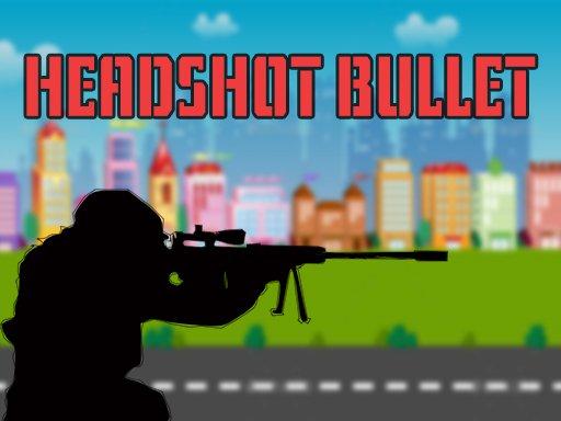 Jogo Head Shot Bullet