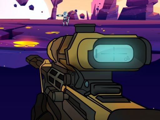 Jogo Galactic Sniper