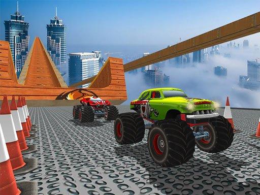 Jogo Monster Truck Ramp