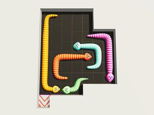 Jogo Snake Puzzle
