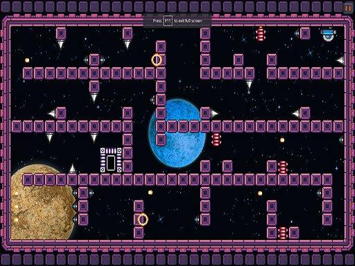 Jogo Gravity Escape