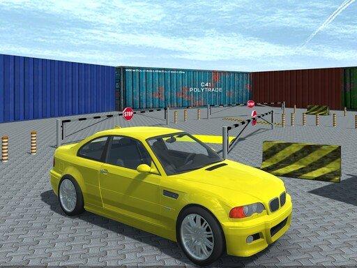 Jogo RCC Car Parking 3D