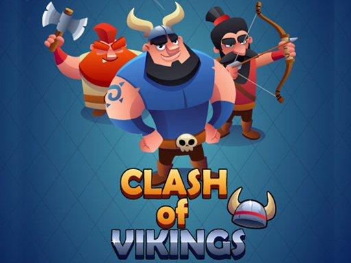 Jogo Clash of Vikings