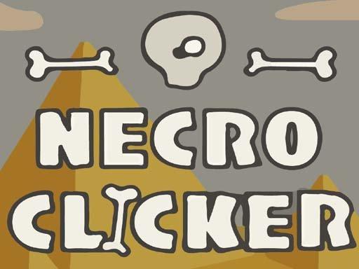 Jogo Necro Clicker