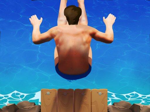 Jogo Cliff Diving 3D