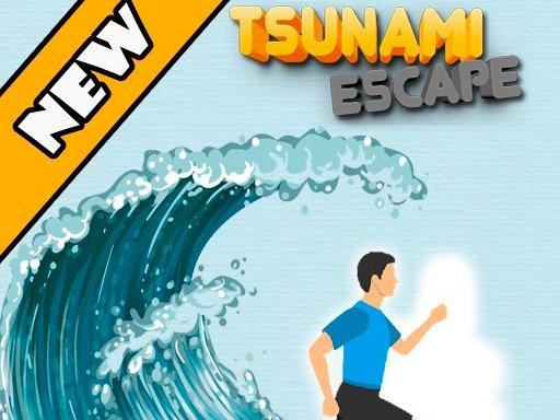 Jogo Tsunami Escape