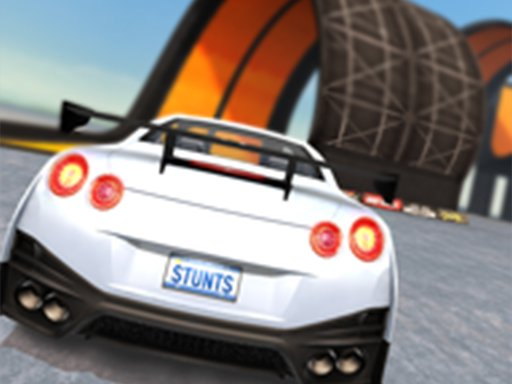 Jogo Car Stunt Races: Mega Ramps