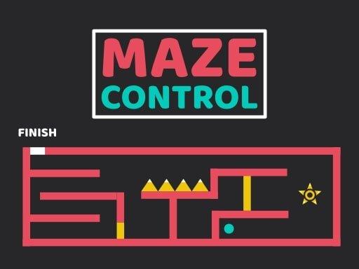 Jogo Maze Control