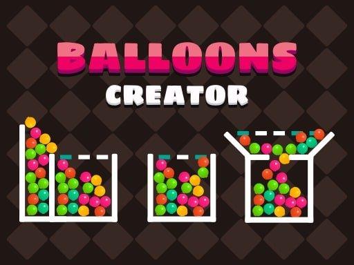 Jogo Balloons Creator
