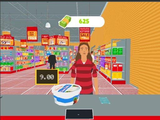 Jogo Market Shopping Simulator