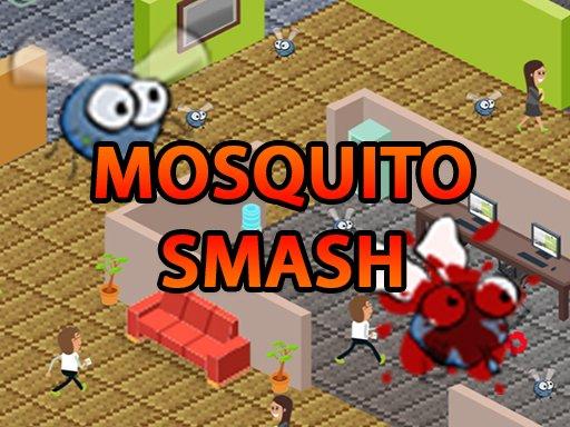 Jogo Mosquito Smash