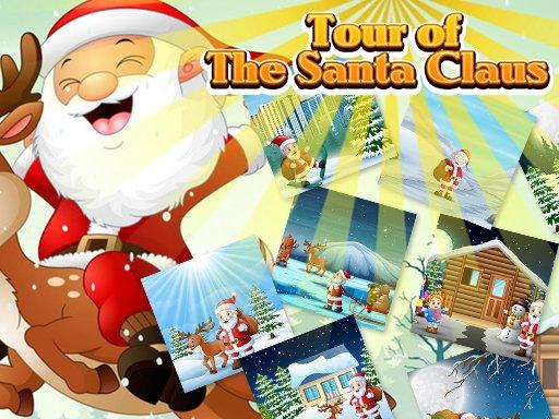 Jogo Tour of The Santa Claus