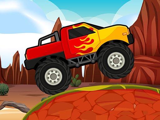Jogo Monster Truck Racing