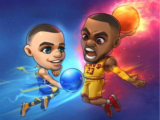 Jogo Basketball Hero
