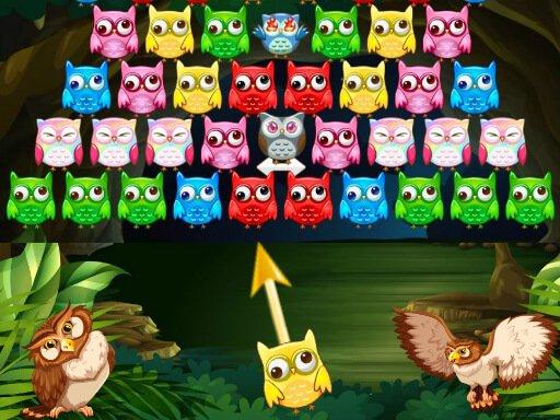 Jogo Owl Shooter