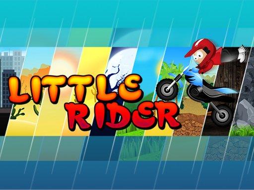 Jogo Little Rider