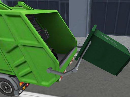 Jogo Garbage Sanitation Truck