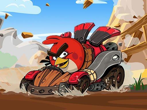 Jogo Angry Birds Kart Hidden Stars