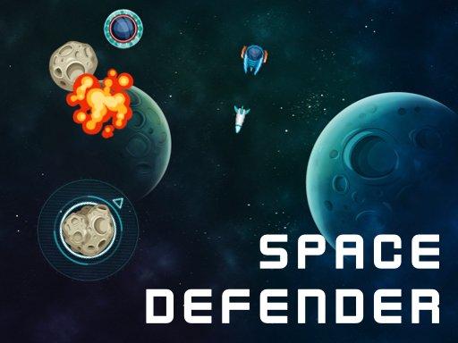 Jogo Space Defender