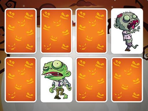 Jogo Happy Halloween Memory