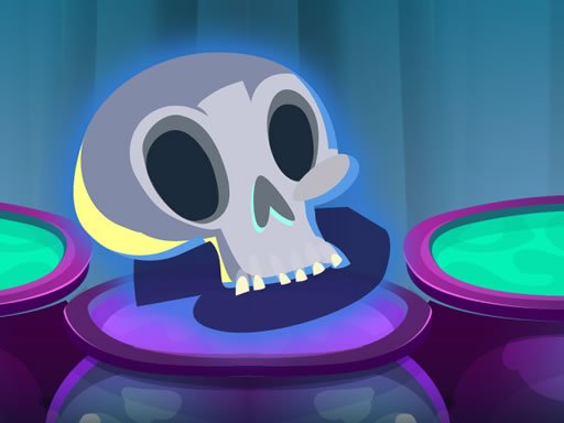 Jogo Halloween Skull Shooter