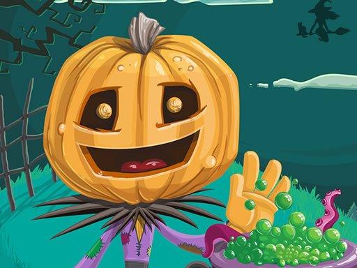 Jogo Fun Halloween Jigsaw