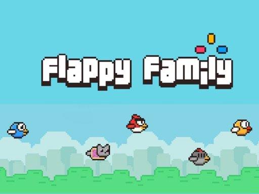 Jogo Flappy Family