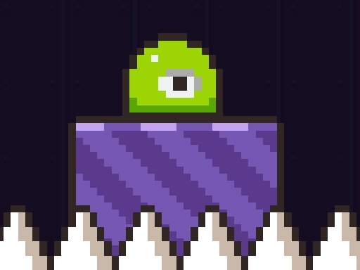 Jogo Pixel Slime