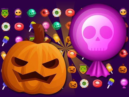 Jogo Sweet Candy Halloween