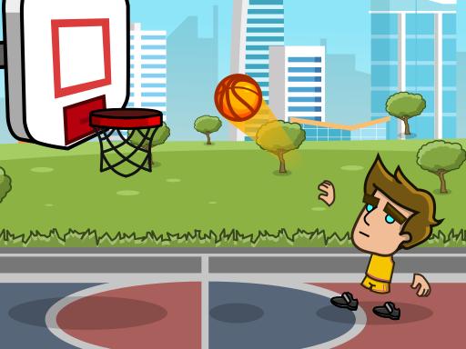 Jogo Street Basketball