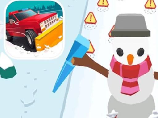 Jogo Snow Excavator