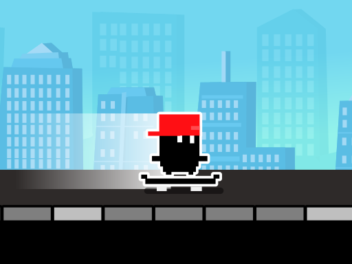 Jogo Pixel Skate