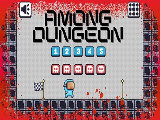 Jogo Among Dungeon Online