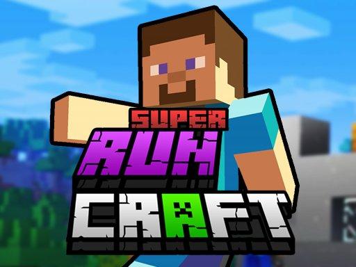 Jogo Super RunCraft