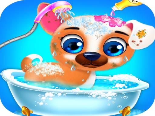 Jogo Puppy Care