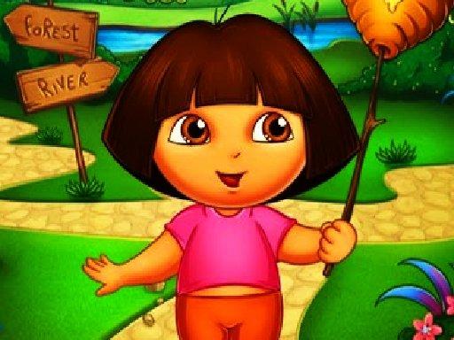 Jogo Dora The Explorer Jigsaw Puzzle