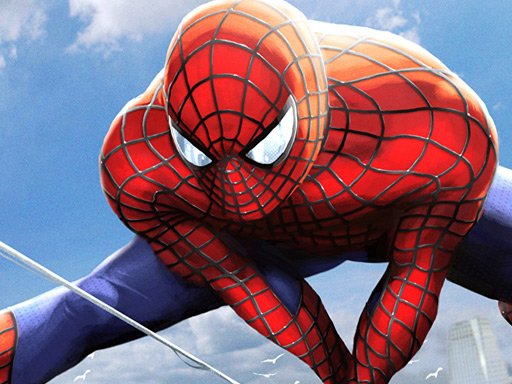 Jogo Spiderman Jigsaw Puzzle Collection
