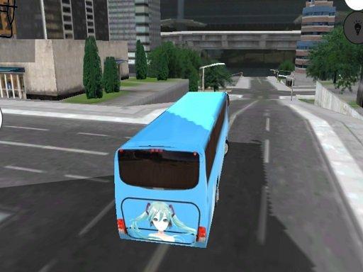 Jogo City Live Bus Simulator 2021