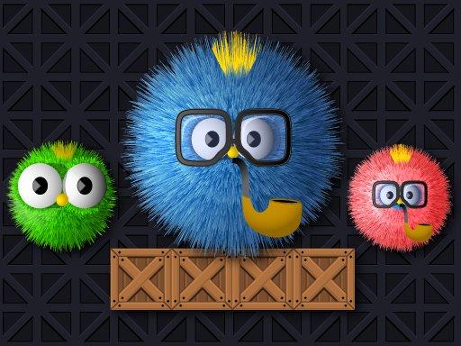 Jogo Where's my ruffled bird?