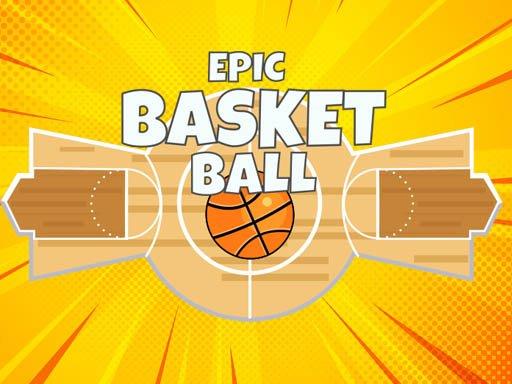 Jogo Epic Basketball