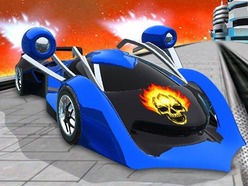 Jogo Fly Car Stunt 5
