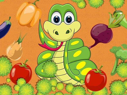Jogo Vegetable Snake