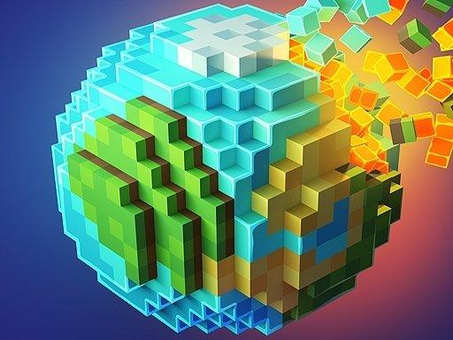 Jogo Pixel World