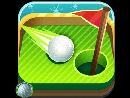 Jogo Mini Golf Adventure