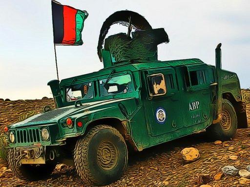Jogo Military Vehicles Puzzle